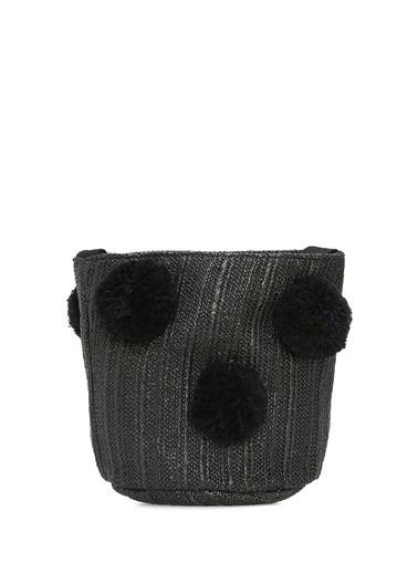 Compania Fantastica Messenger / Askılı Çanta Siyah